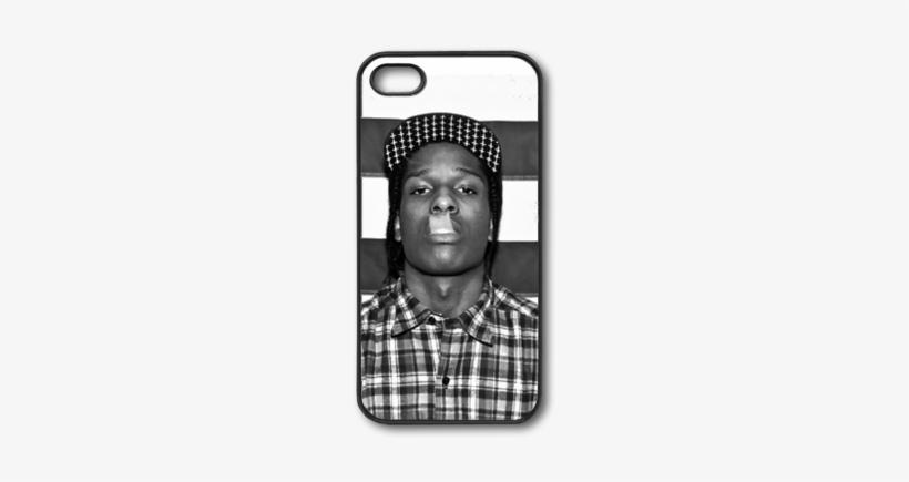 the best attitude 30282 85ad6 Чехол Iphone 5/5s Asap Rocky - Asap Rocky Phone - Free Transparent ...