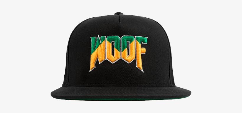 8b7685e855f Doom Woof Headwear Swish Embassy - Baseball Cap - Free Transparent ...