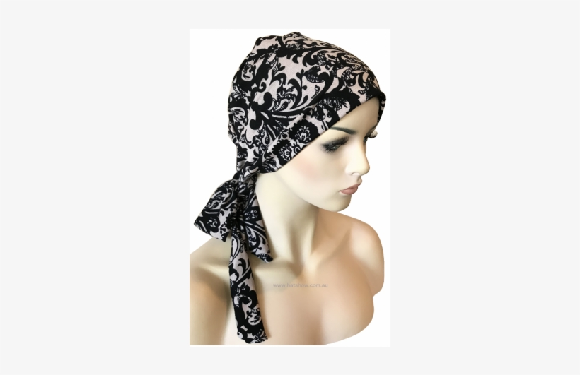 e9badfe4a84 Chemo Cap With Ties - Bandana - Free Transparent PNG Download - PNGkey