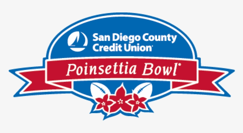 Bring The Whole Family Let More About Our Family Package - San Diego County Credit Union Poinsettia Bowl, transparent png #1633481