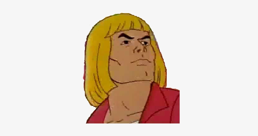 Say Hi To He-man - He Man Whats Going On Gif, transparent png #1634021