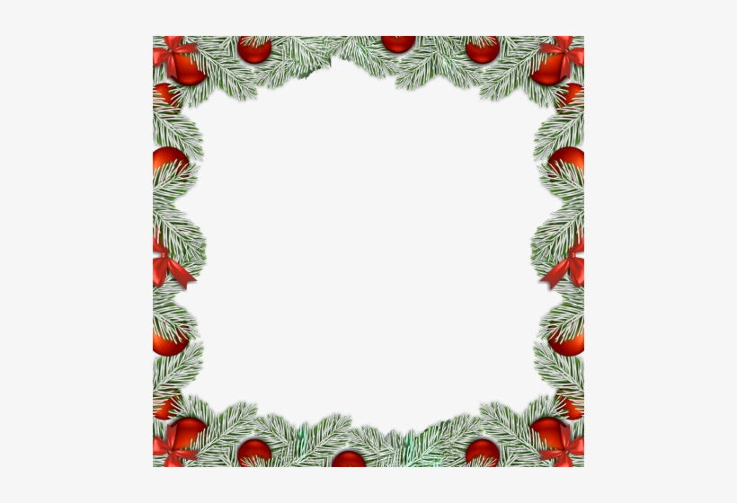 Christmas Borders For Facebook Profile Picture - Molduras De Natal Vertical, transparent png #1634073