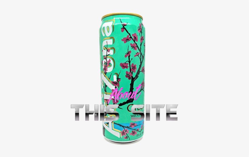 Arizona Lite Green Tea Lemonade, transparent png #1635112