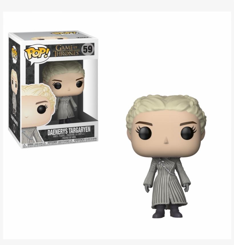 Daenerys Targaryen 59 Funko Pop - Pop! Game Of Thrones Tyrion, transparent png #1635679