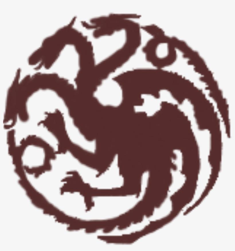 Targaryen Transparent Game Of Thrones House Targaryen Logo