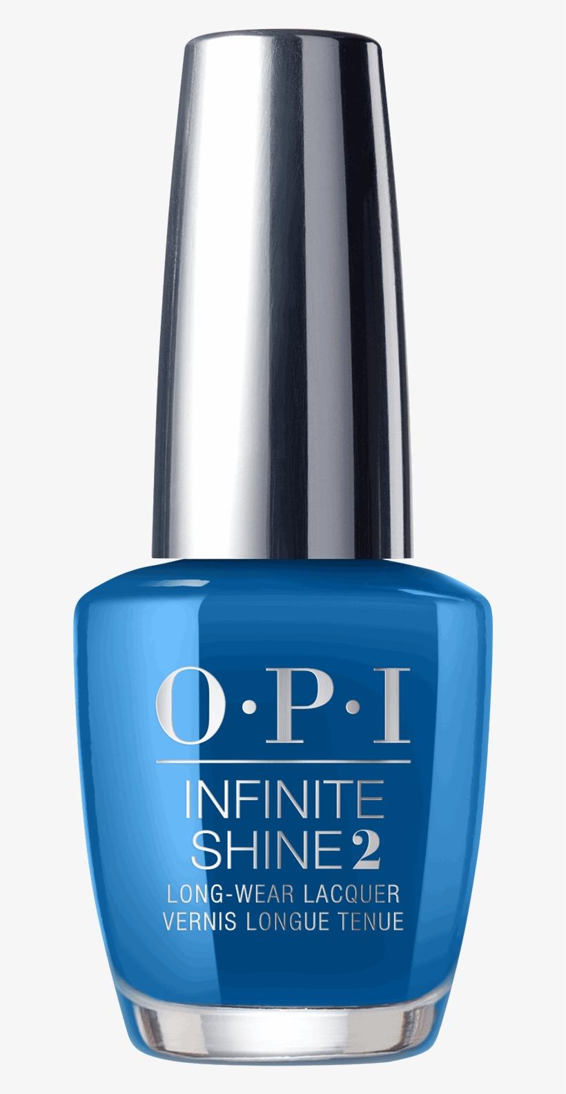 Super Trop I Cal L Fiji Istic - Opi Infinite Shine 2 Nail Lacquer Less, transparent png #1636773