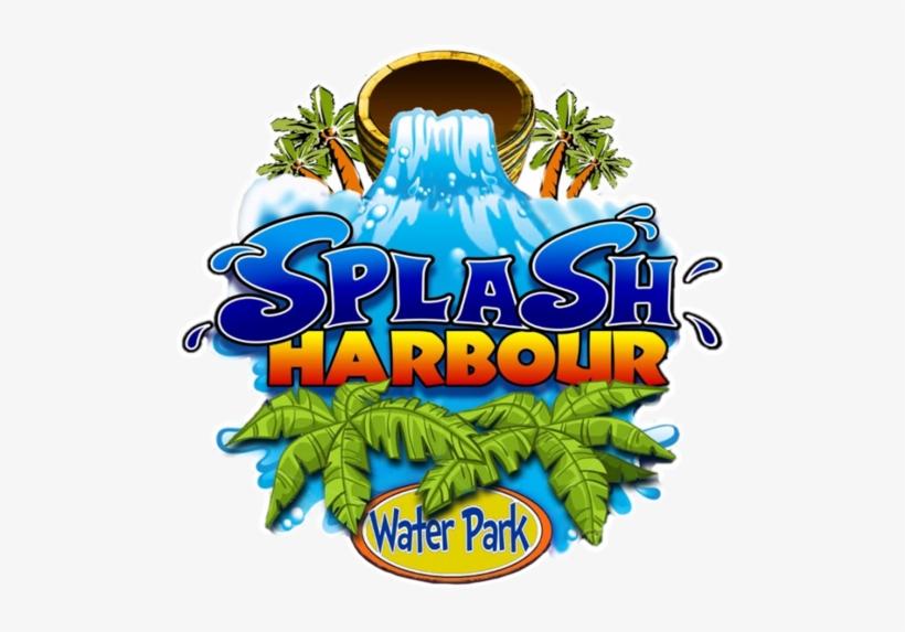 Splash Harbour Water Park Logo, transparent png #1637467