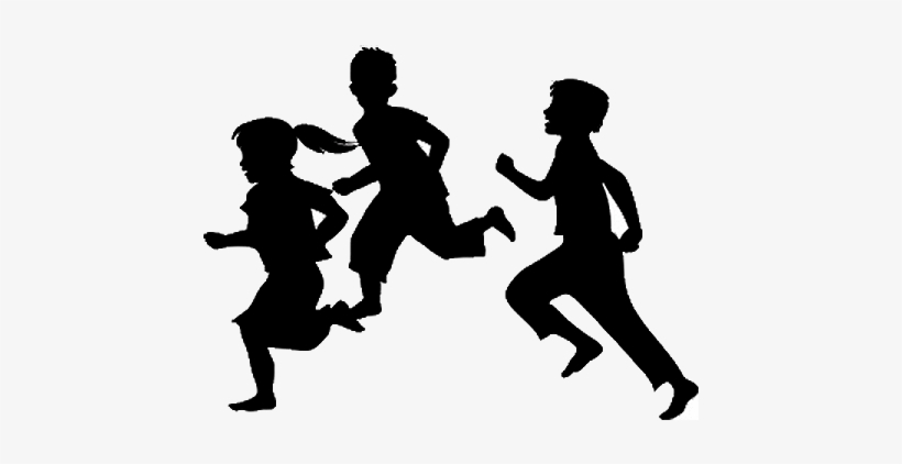 School Marathon Chartfield As - Children Running Clipart, transparent png #1637748