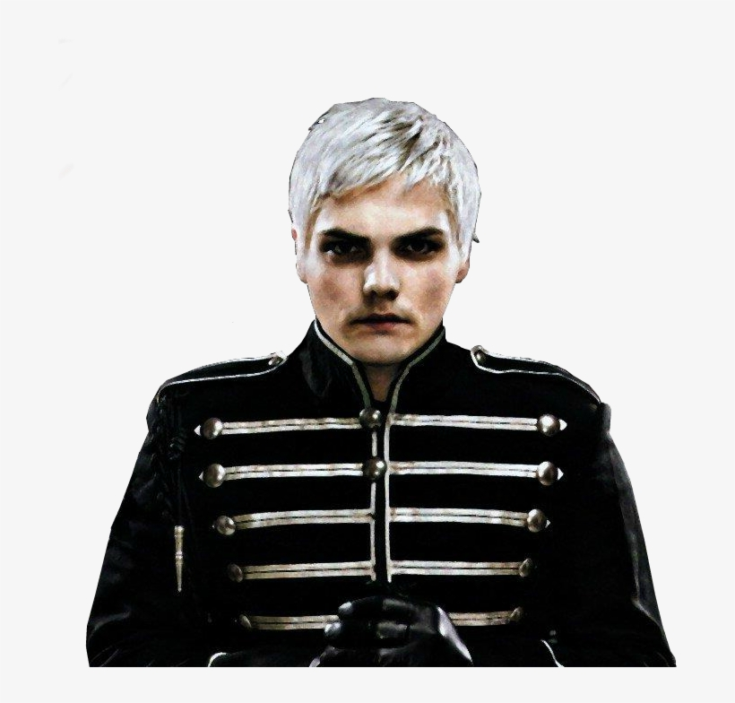 Gerard Way Black Parade Png By Samisamanthawhight On - My Chemical Romance Gerard Way The Black Parade, transparent png #1638707