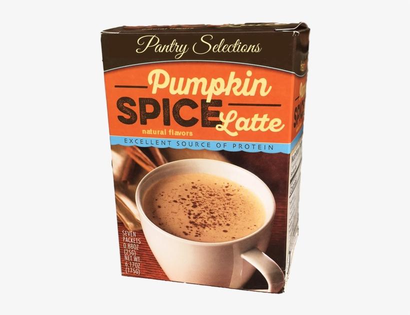 Healthwise Pumpkin Spice Latte Protein Drink 7 Pack - Healthwise Pumpkin Spice Latte, transparent png #1639968
