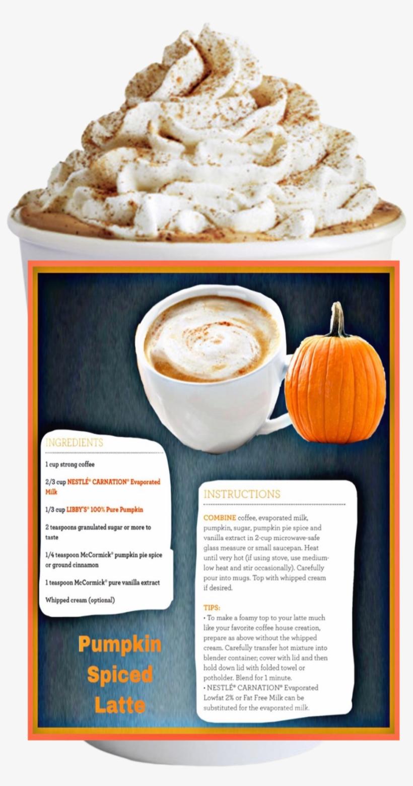 Report Abuse - Starbucks Cup Pumpkin Spice Latte, transparent png #1640031