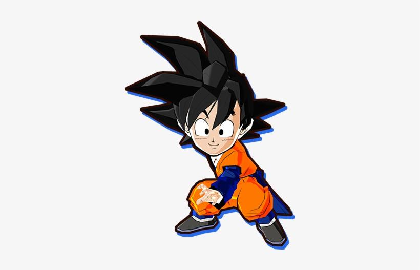 Goten - Dragon Ball Fusions Goten, transparent png #1642649