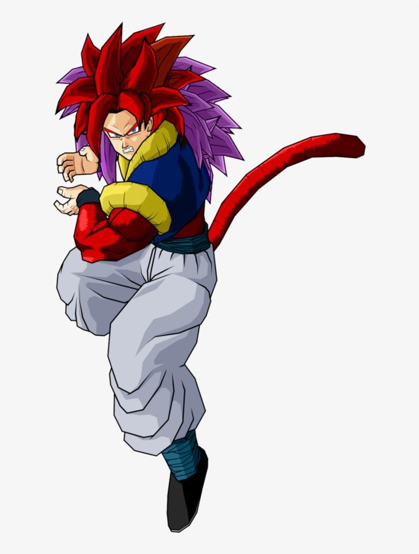 Kid Trunks And Goten Ss4 Ss5 - Dragon Ball Z Super Saiyan 4 Goten, transparent png #1643013