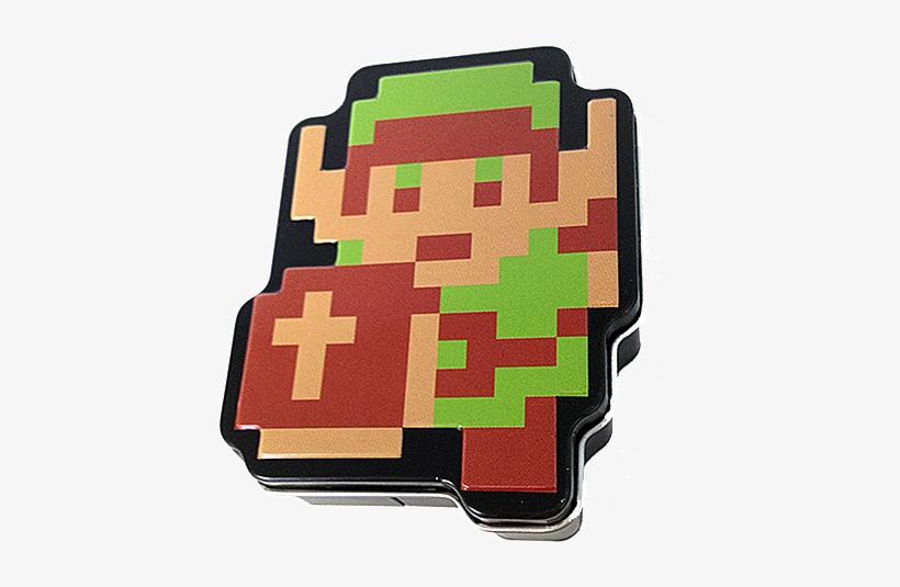 Nintendo Legend Of Zelda Link Master Orange Sword Sours - Legend Of Zelda Nes Link Sprite, transparent png #1644835