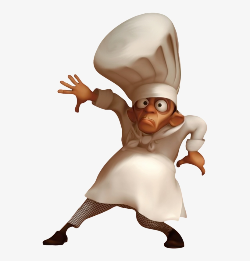 Skinner Ratatouille All Chefs From Ratatouille Png Free Transparent Png Download Pngkey