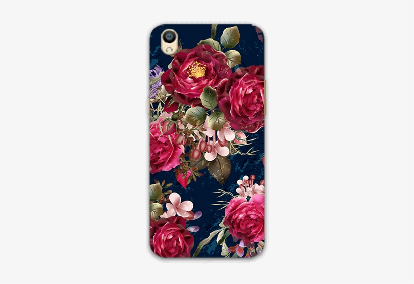 Watercolor Roses Background Oppo F1 Plus Mobile Case - Zazzle Rote Rosen Iphone 8/7 Hülle, transparent png #1647378