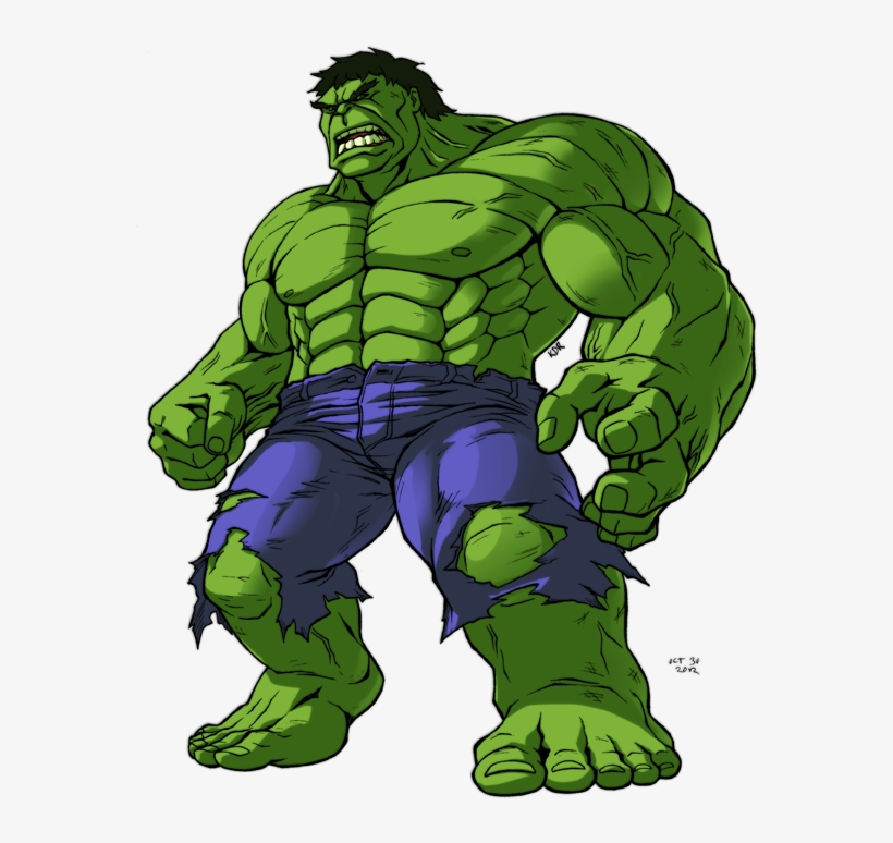 Images Of Incredible Hulk Smash - Hulk Cartoon - Free ...