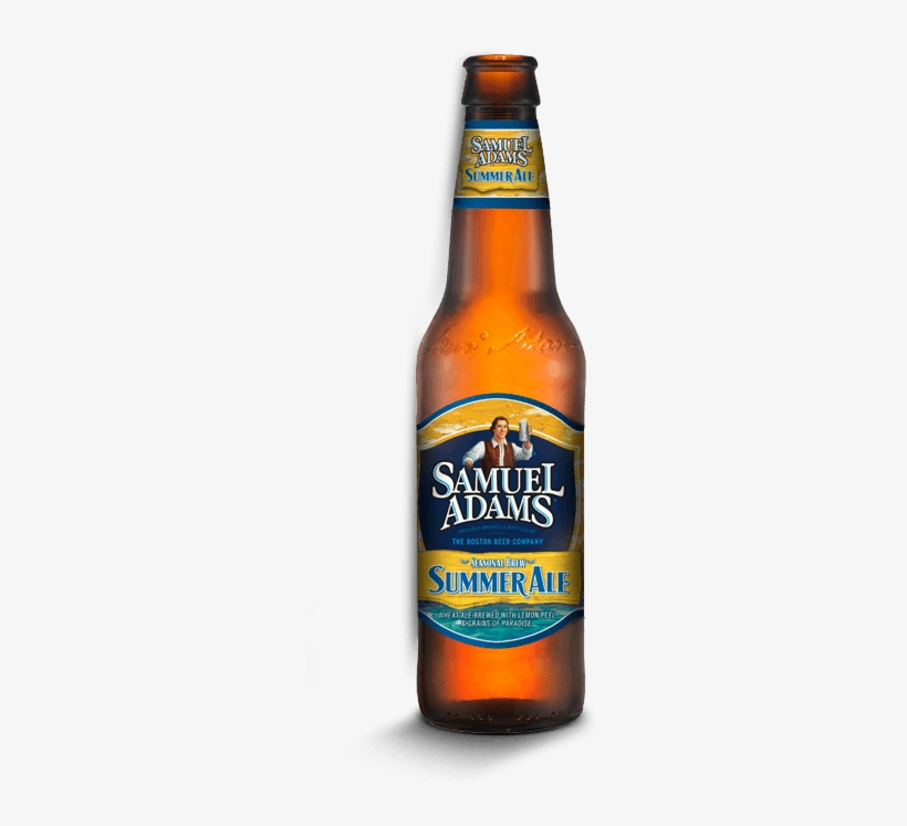 The 55 Absolute Best Summer Beers 55 Beers You Need - Sam Adams Summer Ale Bottle, transparent png #1649048