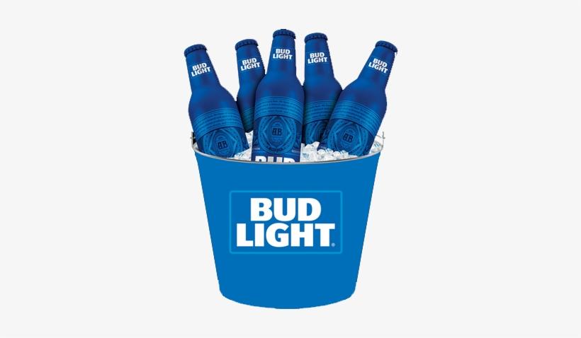 Beers Product - Bud Light Lime Beer, 8 Pack, 16 Fl Oz, transparent png #1649126