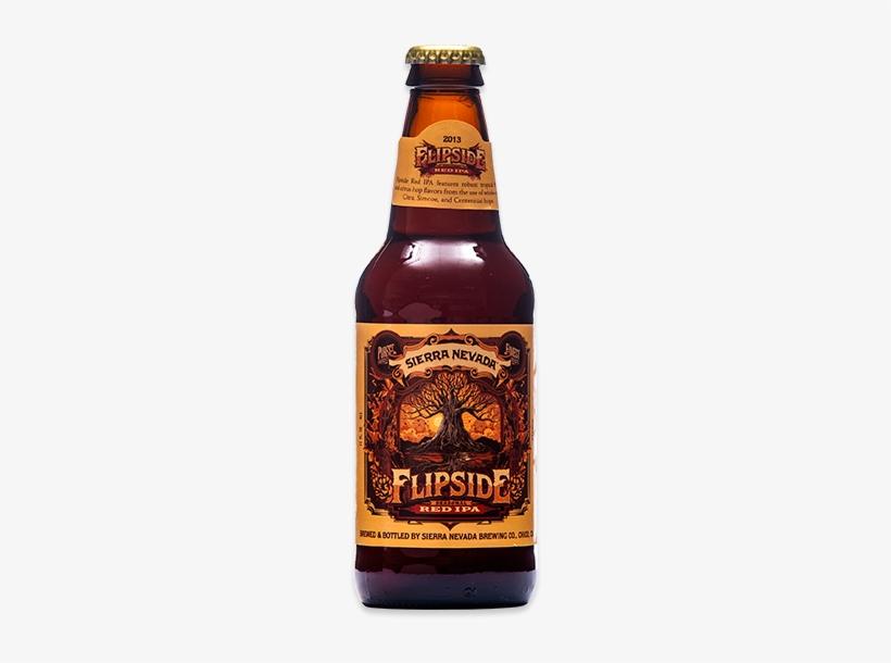Sierra Nevada Flipside Red Ipa 355ml - Sierra Nevada Brewing Company, transparent png #1649539