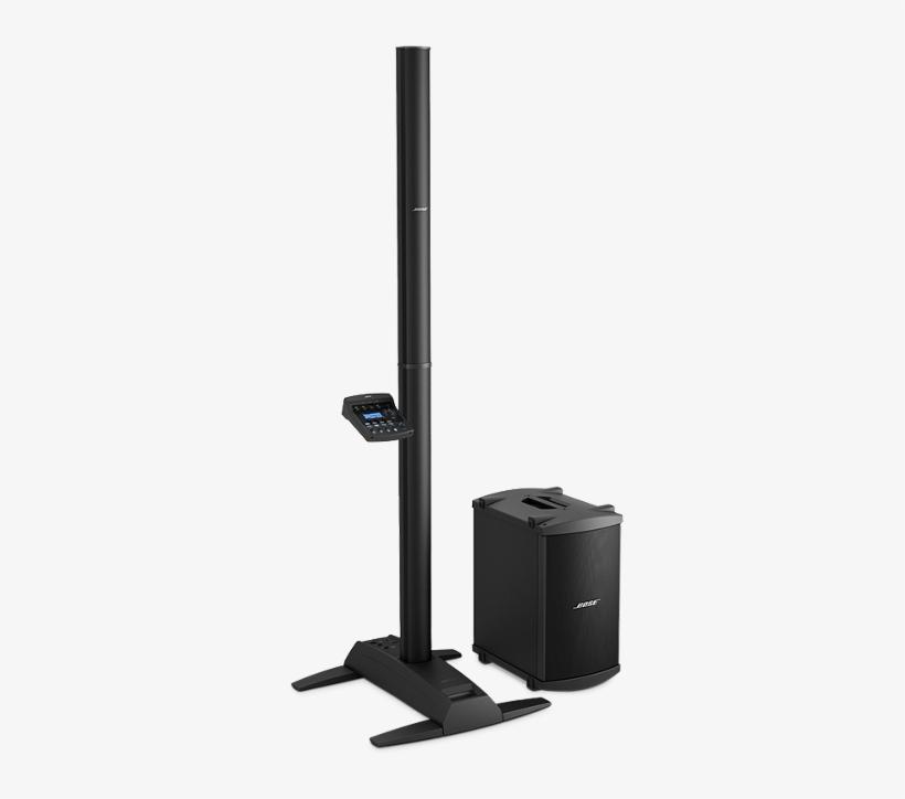 Digital Dj & Photo Booth Weekend Rental $695 - Bose L1 Model Ii W/ B2, transparent png #1650231