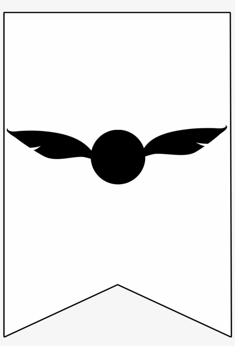 Deathly Hallows Harry Potter Banner Flag, transparent png #1650895