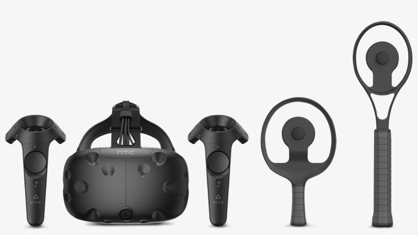 Htc Vive Virtual Reality System Vive Racket Sports - Htc Vive Vr Set, transparent png #1651044