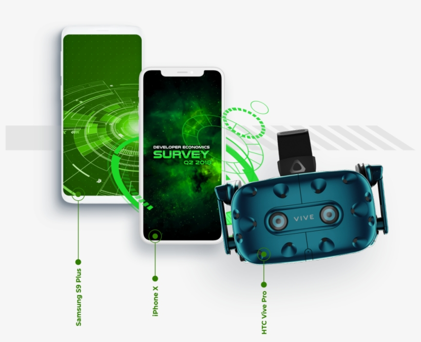 Win Apple Iphone X, Samsung Galaxy S9 Plus, Htc Vive - Virtual Reality Headset, transparent png #1651319