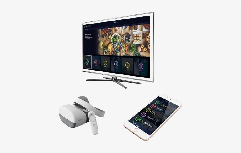 Smartphone - Oculus Go Vs Vive, transparent png #1651342