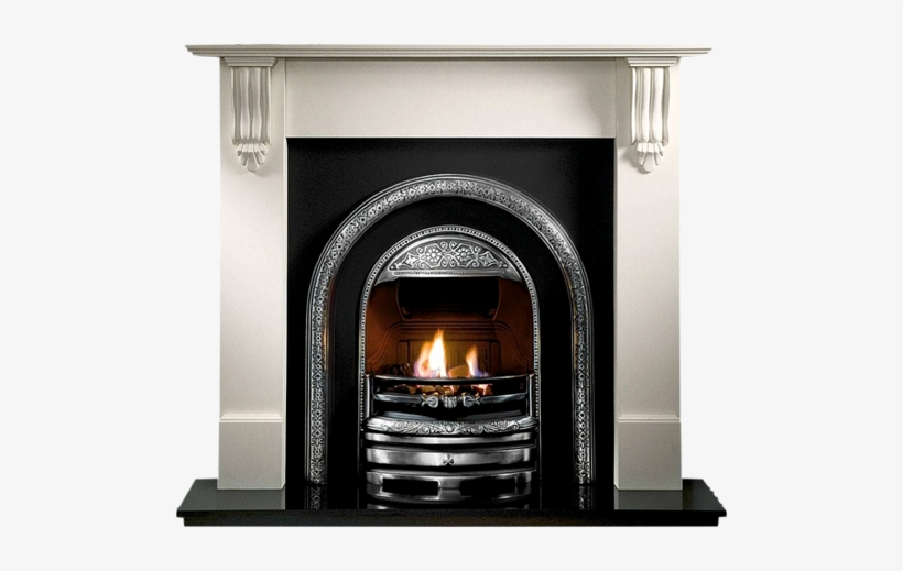 3964909 - Living Flame Gas Fire, transparent png #1653514