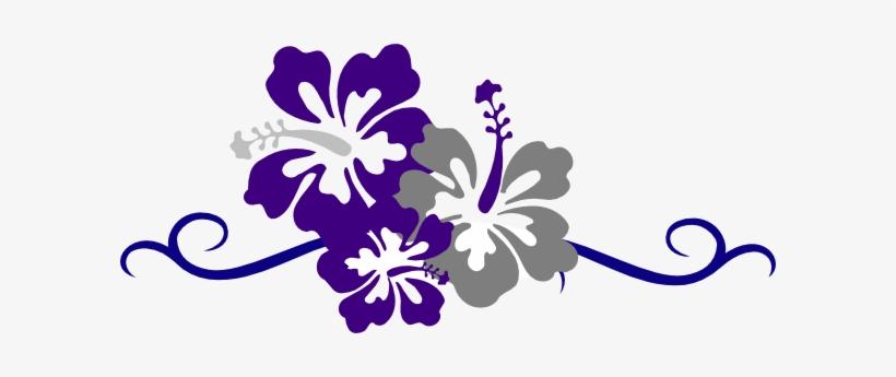 Clip Freeuse Stock Hibiscus Clipart Border - Hibiscus Clip Art, transparent png #1653768