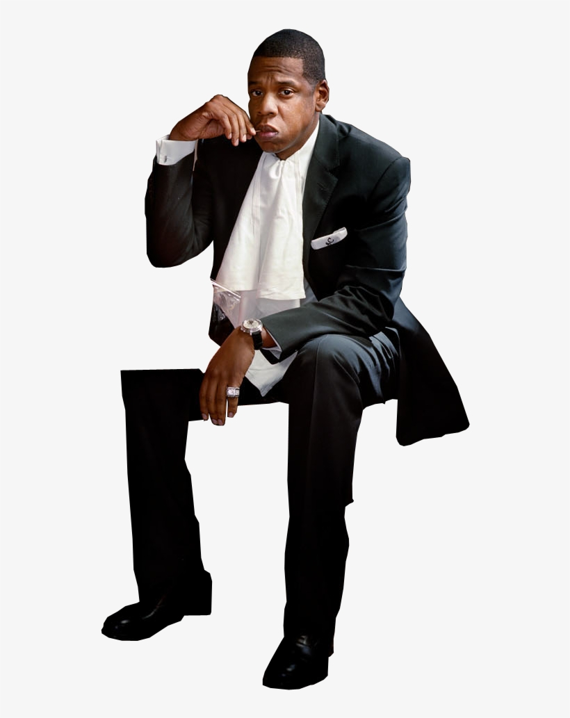 /r/photoshopbattles Battle - Jay Z White Background, transparent png #1653975