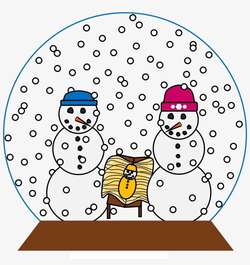 Weihnachten Clipart.Christmas Snow Globe Clipart Png Fröhliches Nicht Weihnachten