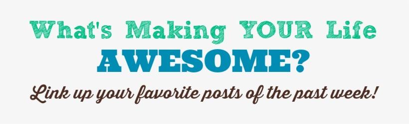 Awesome Life Friday - Make Money Blogging, transparent png #1655926