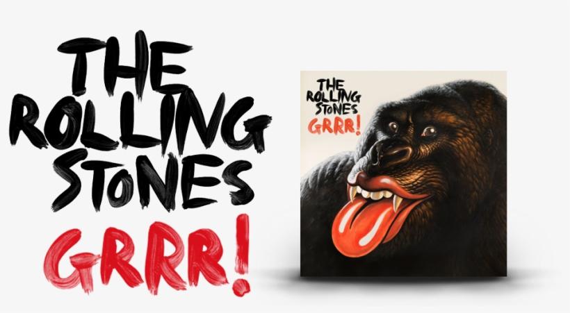 Grrr The Rolling Stones - Rolling Stones Grrr Cd, transparent png #1660200