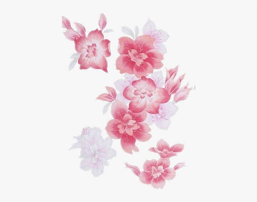 Share This Image - Cherry Blossom Watercolour Flower Png, transparent png #1661432