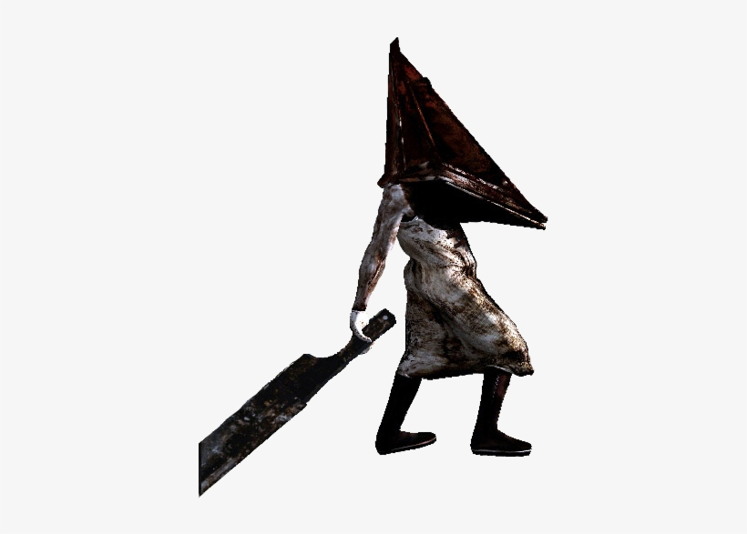 Silent Hill 2 Pyramid Head Png Silent Hill Pyramid Head Png