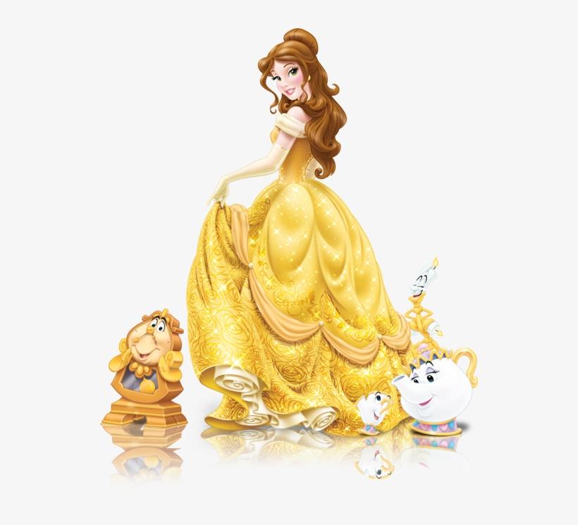 Belle Png Image - Disney Princess Belle, transparent png #1665055