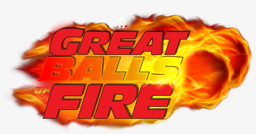 Great Balls Of Fire Wwe Great Balls Of Fire 2017 Studio Free Transparent Png Download Pngkey