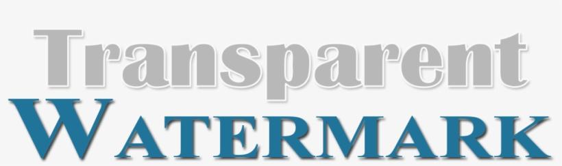 Watermark-logo - Watermark Transparent - Free Transparent PNG
