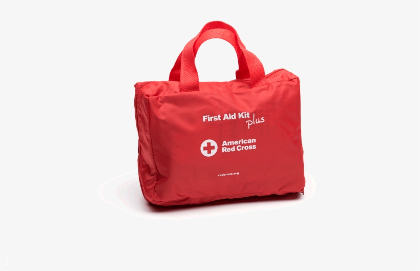 First Aid Kit Plus First Aid Kit Plus First Aid Kit - American Red Cross First Aid Kit Plus 321325, transparent png #1673375