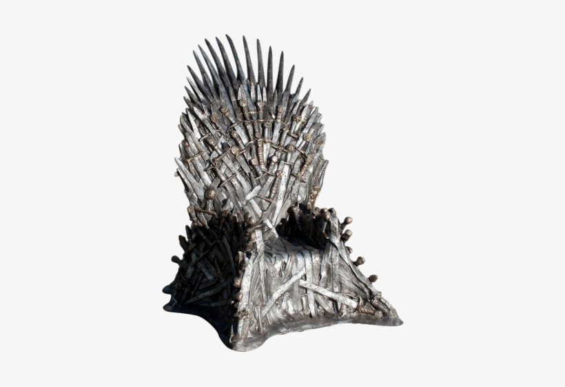 Game Of Thrones Chair Png - Game Of Thrones Throne, transparent png #1674212