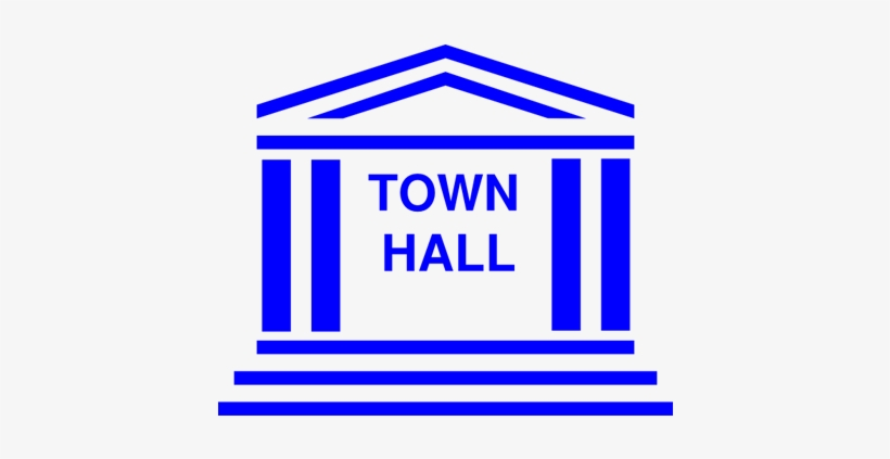 Sunday School Town Hall Meeting-feb - Town Hall Meeting Clip Art, transparent png #1674774