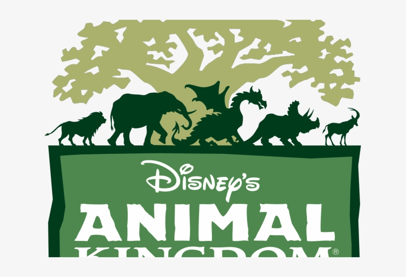Animal Kingdom Clipart Disney Epcot - Disney World Animal Kingdom Logo, transparent png #1674777