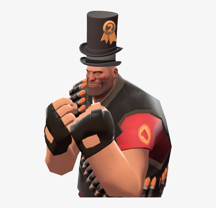 Heavy With The Amber S Rad As All Hell Hat Tf2 Team Fortress 2