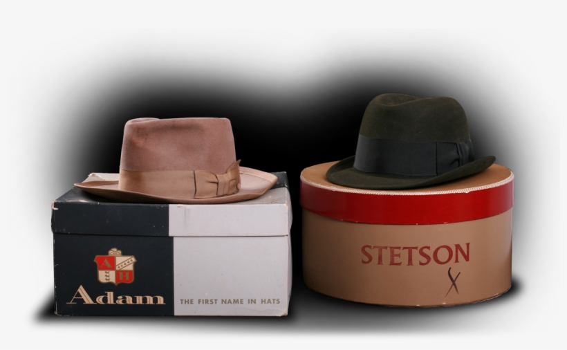 Home Logo Zonder Tekst V2 - Vintage Adam Hat Box, Hats, Hat, Vg, transparent png #1675192
