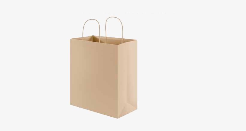 Shopping Bag Png Clipart - Paper Shopping Bag Png, transparent png #1677693