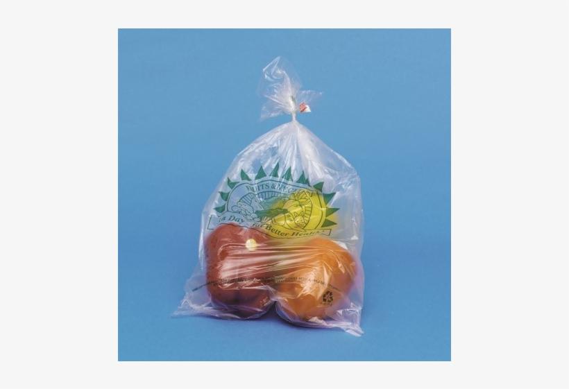 Custom Printed Produce Bag - Plastic Bag Produce Png, transparent png #1677775