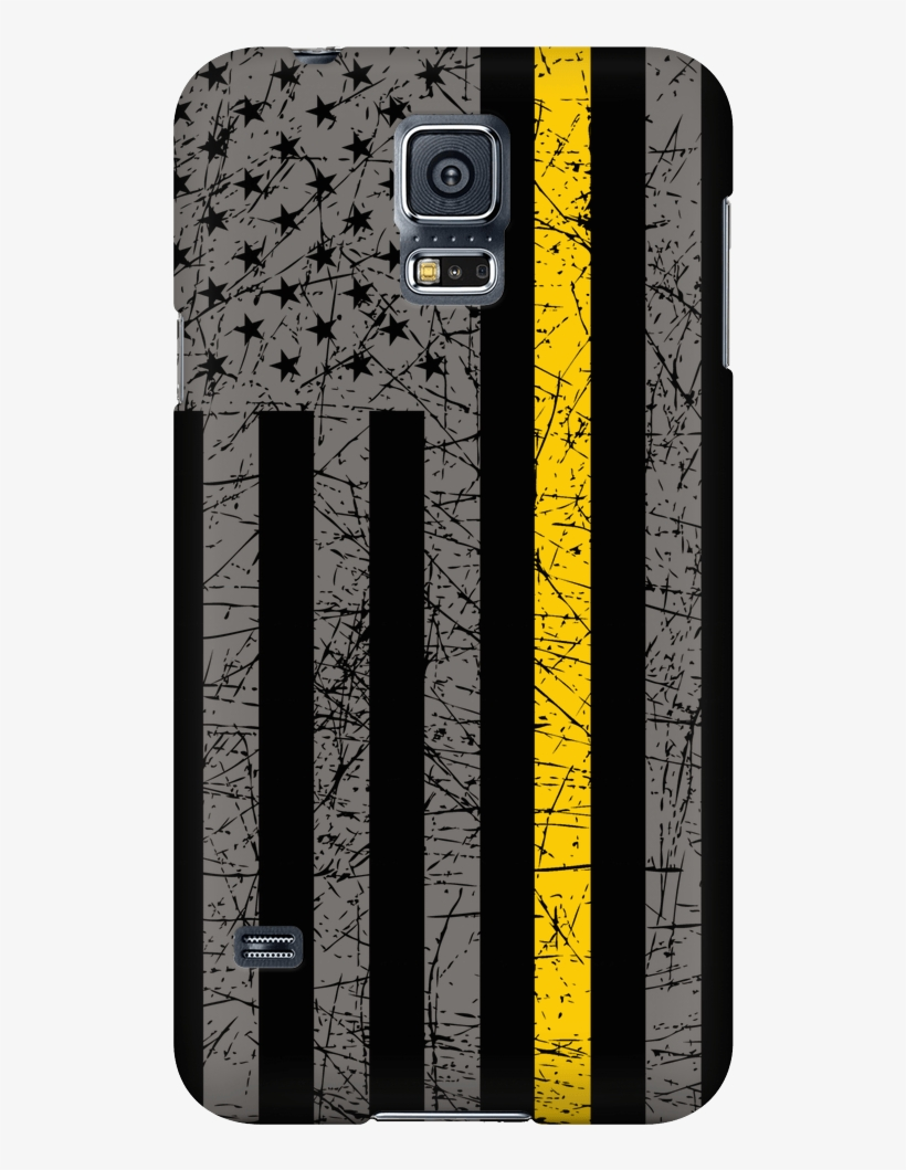 Thin Gold Line Usa Flag Phone Case - Stand American Flag Shirt Mugs, transparent png #1678636