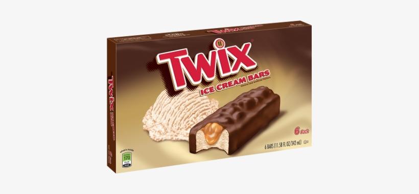 Previous - Twix Bar Ice Cream, transparent png #1678642